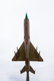 Aviones de combate soviéticos Imagenes de archivo