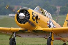 Aviones de entrenamiento imagen de archivo libre de regalías