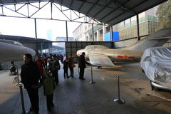 Aviones de jet Foto de archivo