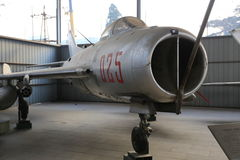 Aviones de jet Imagenes de archivo