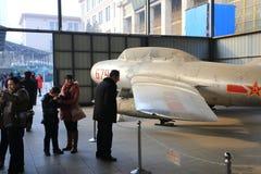 Aviones de jet Imágenes de archivo libres de regalías