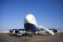 Aviones de jet Fotos de archivo