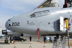 Aviones de la fama Airshow, aeropuerto del tipo de tela de algodón, 5-6 de mayo de 2018 Foto de archivo libre de regalías