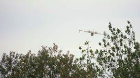 Aviones de la lucha contra el fuego de Canadair metrajes