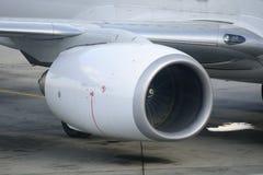 Aviones de la turbina Imagenes de archivo