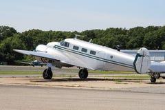 Aviones de la vendimia Imagen de archivo libre de regalías