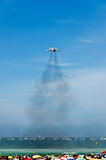 Aviones del corredor de cross de la Armada Invencible fotos de archivo libres de regalías