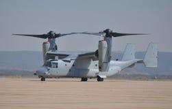 Aviones del Osprey del USMC MV-22 Fotos de archivo