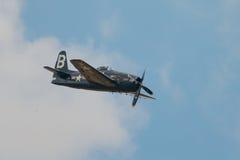 Aviones del vintage del binturong de Grumman Fotos de archivo