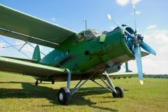 Aviones en el aeropuerto Imagen de archivo