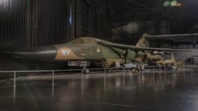 Aviones en el museo del U.S.A.F., Dayton, Ohio Foto de archivo