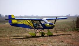 Aviones ligeros Imágenes de archivo libres de regalías