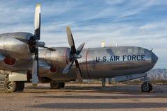 Aviones militares del vintage Imágenes de archivo libres de regalías