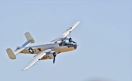 Aviones militares del vintage Foto de archivo
