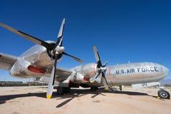 Aviones militares del vintage grande Fotografía de archivo libre de regalías