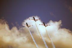 Avions à réaction CM170 Photographie stock