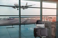 Avions à réaction de la ligne aérienne Air Asia Photographie stock libre de droits