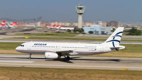 Avions Images stock