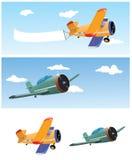 Avions 1 Photo stock