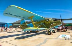 Avions Antonov An-2 Photos libres de droits