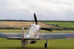 Avions britanniques de la deuxième guerre mondiale Photographie stock libre de droits