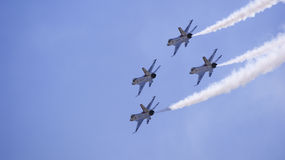 Avions d'air Images stock