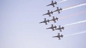 Avions d'air Image libre de droits