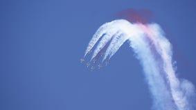 Avions d'air Images libres de droits