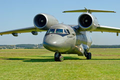 Avions d'Antonov An-72 Photo libre de droits