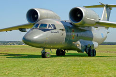 Avions d'Antonov An-72 Photographie stock