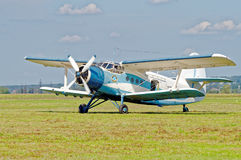 Avions d'Antonov An-2 Images stock