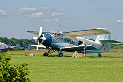Avions d'Antonov An-2 Image stock
