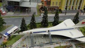 Avions dans le musée d'aviation photo libre de droits