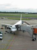 Avions de Berlin Airlines d'air Images stock
