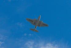Avions de bombardier à réaction de Canberra Images libres de droits