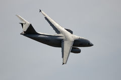 Avions de cargaison d'Antonov An-178 Image stock