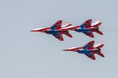 Avions de chasseur Images stock