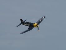 Avions de corsaire de Vought d'occasion des USA Photographie stock