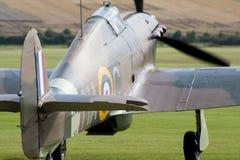 Avions de Hurricane de colporteur photos stock