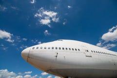 Avions de Jumbo Photographie stock libre de droits