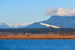 Avions de Lufthansa Image libre de droits