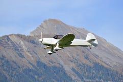 Avions de transport de passagers légers Images libres de droits