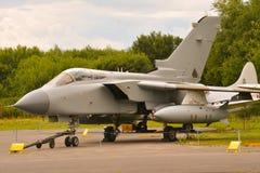 Avions militaires de tornade Photos libres de droits