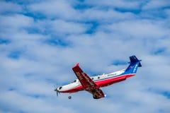 Avions royaux de docteur Service de vol Images libres de droits