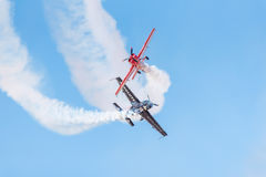 Avions supplémentaires d'ea 300 Photographie stock libre de droits