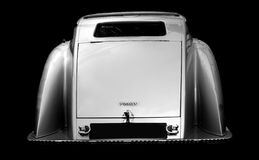 Avions Voisin C 28 luksusu samochód 1935 Zdjęcia Royalty Free