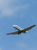 Avions Yak-40k Images libres de droits