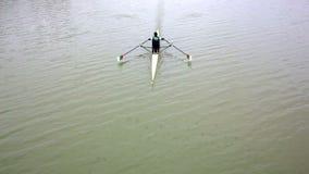 Aviron de canoë-kayak clips vidéos