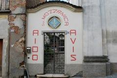 Avis Aido-Hauptsitz lizenzfreies stockfoto