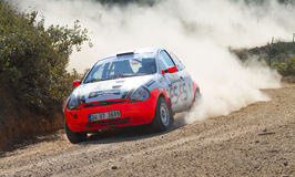 Avis Bosphorus Rally Royalty-vrije Stock Foto's